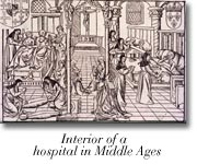 hospitals the so called hotels of the middle ages The dark ages - it is a term that brings images of war, destruction and death - like the domain of the evil character in a good fantasy novel how did the term 'dark ages' become synonymous with the middle ages, and why do we still refer to it like that history is full of people talking.